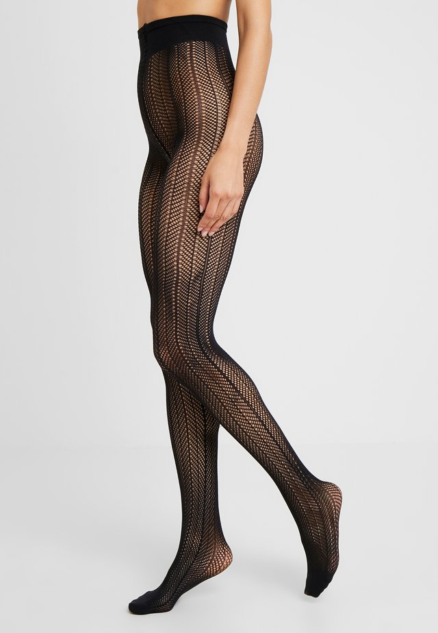 ASTRID TIGHTS - Collants - black