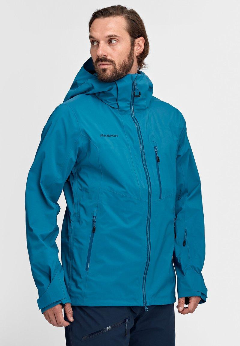 Mammut - STONEY - Ski jacket - sapphire