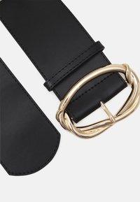 Gina Tricot - MALIN BELT - Waist belt - black - 1