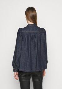 WEEKEND MaxMara - VOCIARE - Button-down blouse - nachtblau - 2