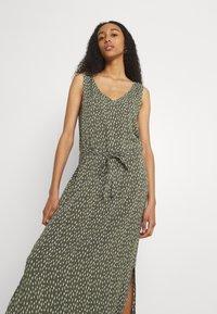 JDY - JDYSTAAR LIFE DRESS  - Maxi dress - beetle/cement - 3