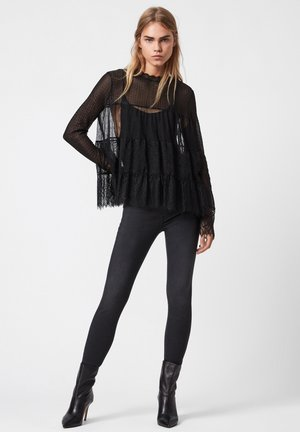 BRIELLA - Blouse - black