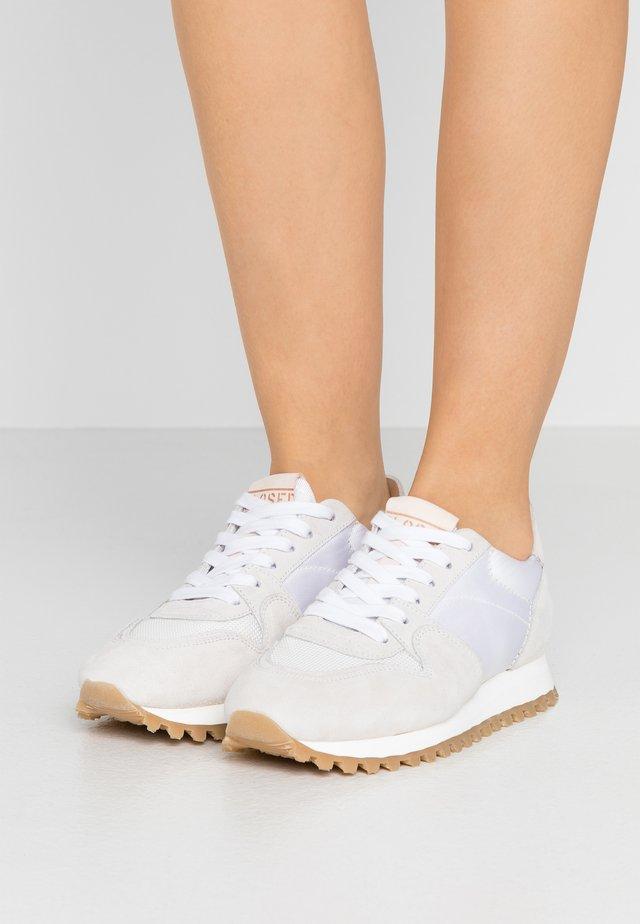 PEPPER - Sneakers basse - weiß