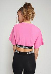 Napapijri - Long sleeved top - pink super - 2