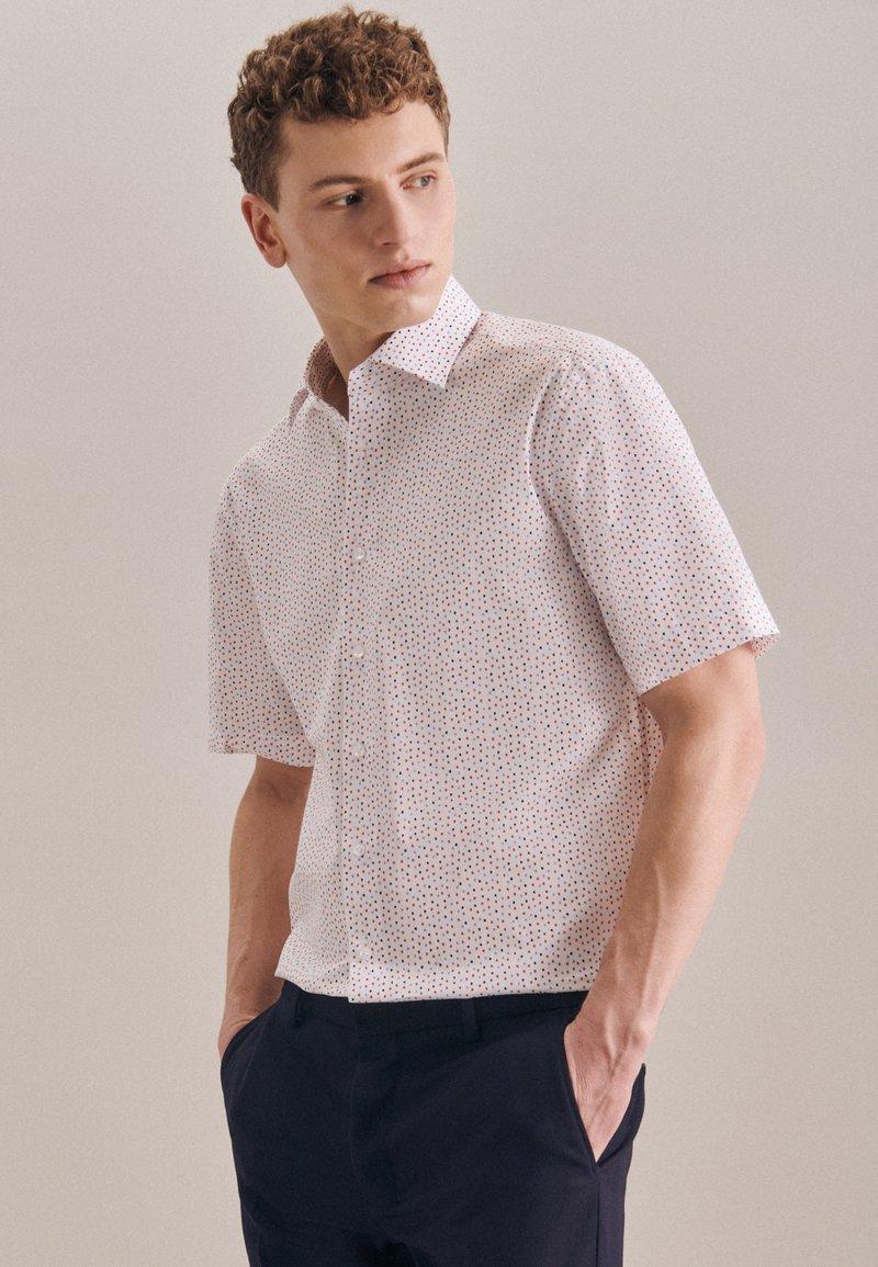 Seidensticker - BUSINESS REGULAR - Shirt - rot