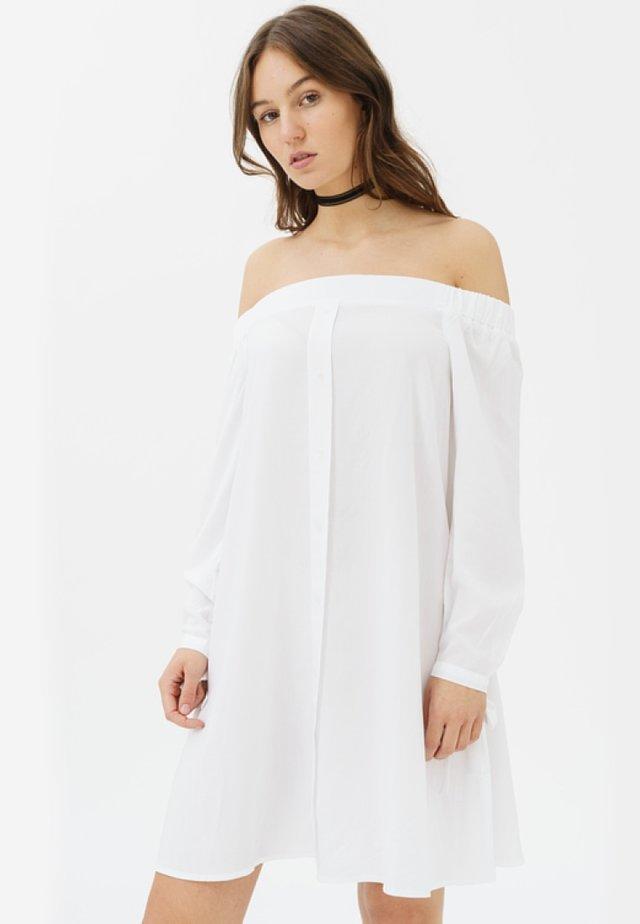 CYNTHIA - Day dress - white