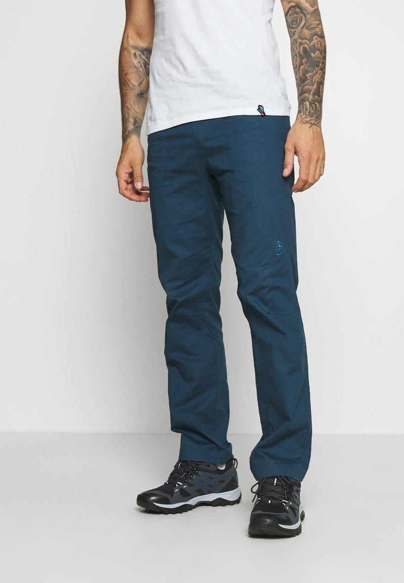 La Sportiva - BOLT PANT  - Outdoor trousers - opal/neptune