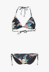 Roxy - SET - Bikini - anthracite tropicoco - 4