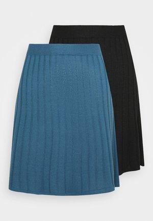 VIPOPSA SHORT SKIRT - A-lijn rok - colony blue