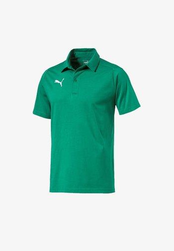LIGA - Polo shirt - gruenweiss