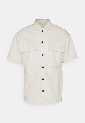 JJIBOXY  - Shirt - ecru