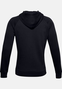 Under Armour - RIVAL  - Bluza z kapturem - black - 4