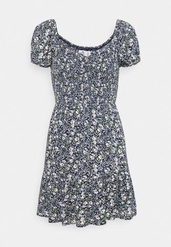 CHAIN SHORT DRESS