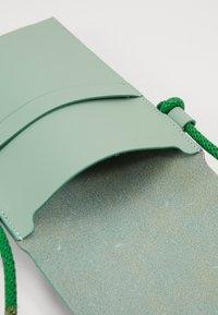 PB 0110 - Across body bag - jade - 3