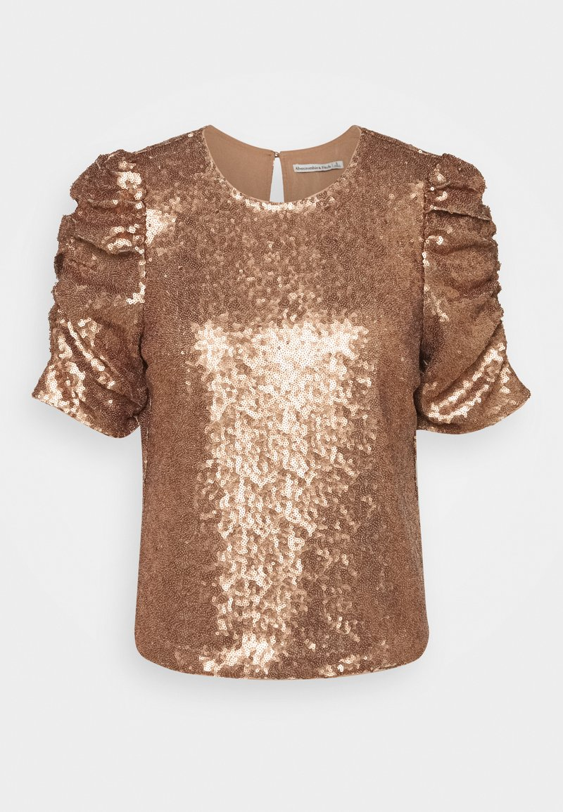 Abercrombie & Fitch - Blouse - bronze