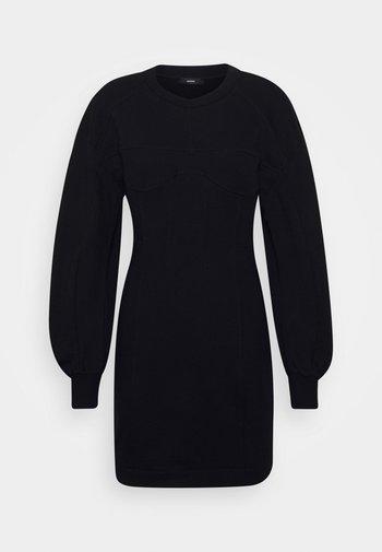 CORSETT DRESS - Day dress - black