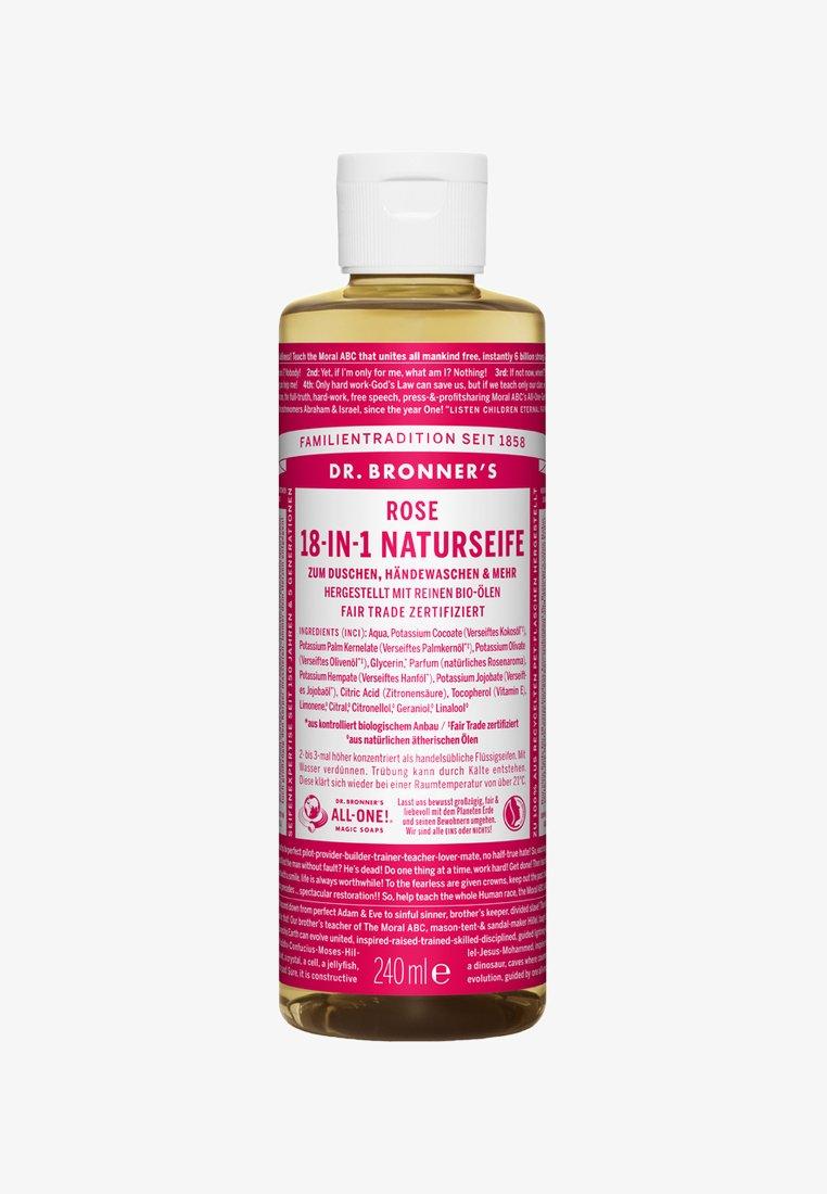 Dr. Bronner´s - 18-IN-1 NATURAL SOAP - Douchegel - rose