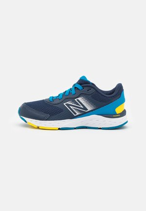 680 LACES UNISEX - Neutral running shoes - navy