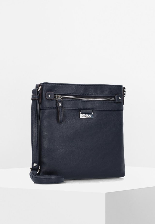 INA - Across body bag - blue