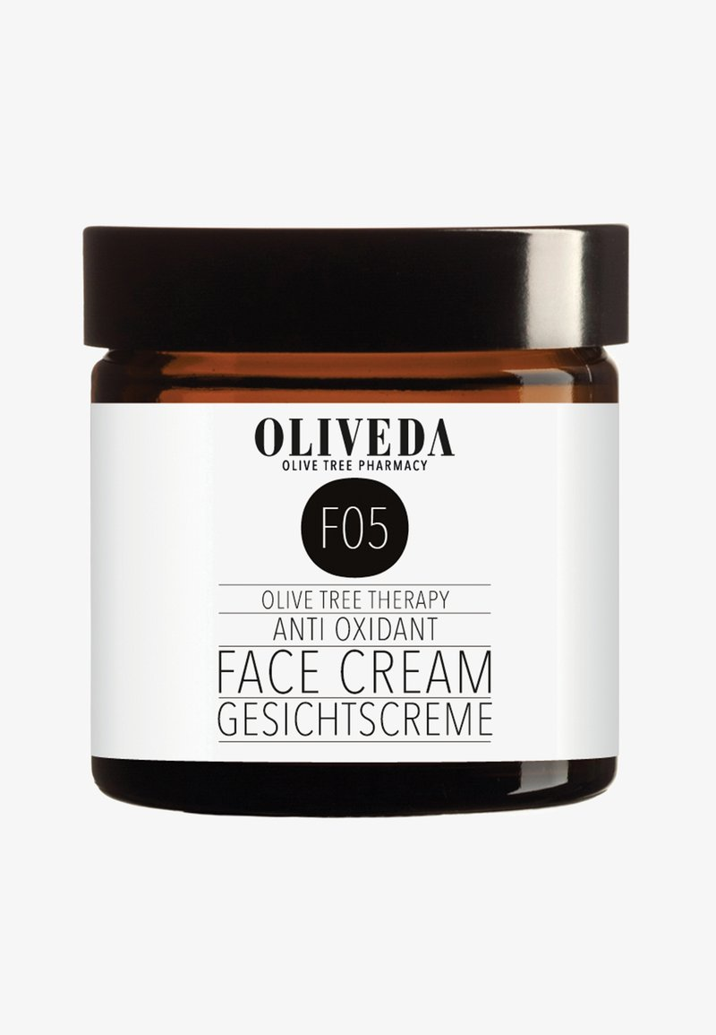 Oliveda - FACE CREAM ANTI OXIDANT 50ML - Face cream - -