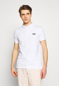 Superdry - CLASSIC  - Polo - optic - 0