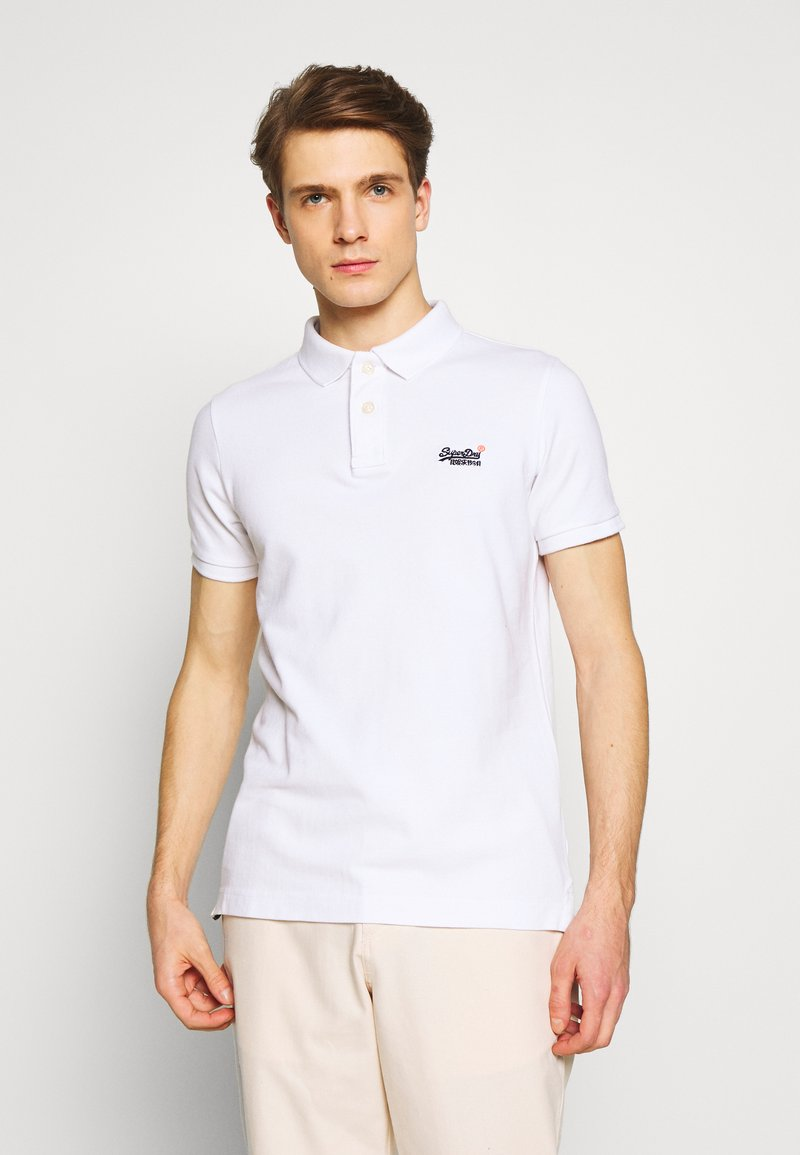Superdry - CLASSIC  - Polo - optic