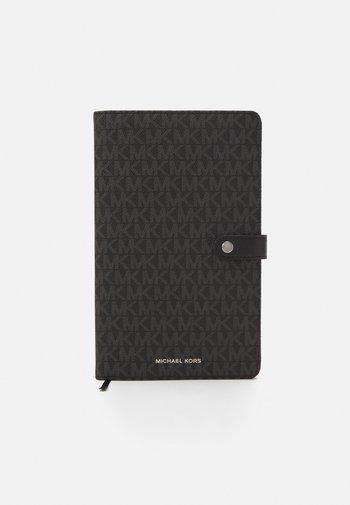 NOTEBOOK UNISEX - Other accessories - black