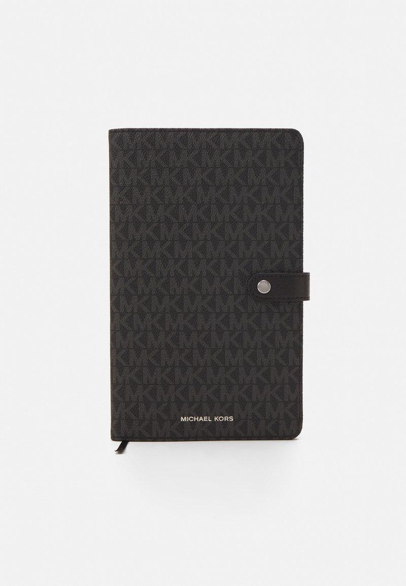 Michael Kors - NOTEBOOK UNISEX - Other accessories - black
