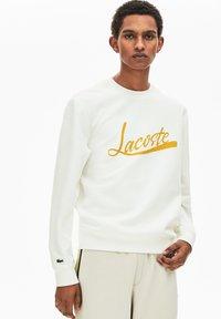 Lacoste - SH4853 - Sweatshirt - blanc - 0