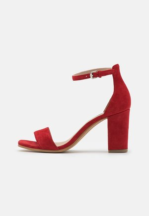 JUDY - Sandals - red