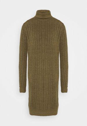YASCAMPUS DRESS - Jumper dress - beech