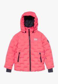LEGO Wear - LWJIPE 706 - Snowboardová bunda - coral red - 0