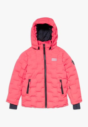 LWJIPE 706 - Snowboard jacket - coral red