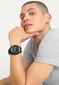 Diesel - TUMBLER - Chronograph watch - schwarz - 0