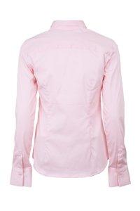 Mos Mosh - TILDA - Button-down blouse - soft rose - 3