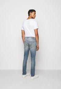 Dondup - GEORGE PANT - Slim fit jeans - blue - 2