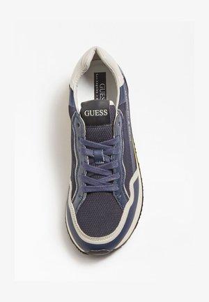 GENOVA - Sneakers basse - bleu