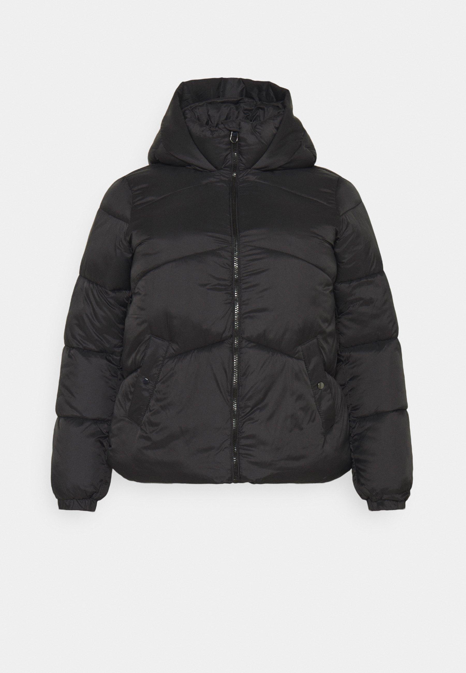 VMUPSALA SHORT JACKET - Winter jacket - black