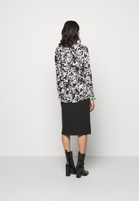 HUGO - ELIFIA - Button-down blouse - black - 2
