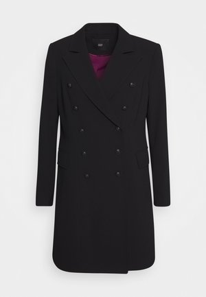 MANHATTAN STYLE BLAZER DRESS - Koktejlové šaty/ šaty na párty - black