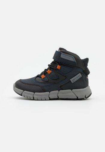 FLEXYPER BOY ABX - Classic ankle boots - navy/grey