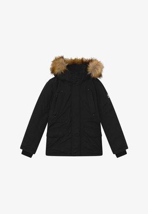 KIDS ZAGARE - Zimní kabát - black