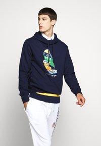 Polo Ralph Lauren - MAGIC  - Sweatshirts - newport navy - 2