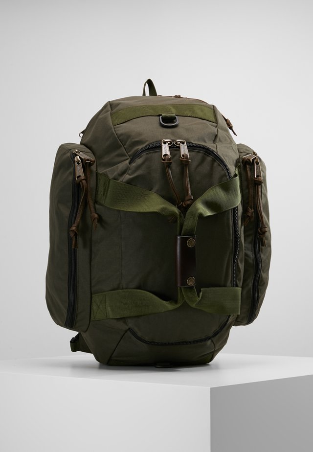 DUFFLE BACKPACK - Ryggsekk - ottergreen