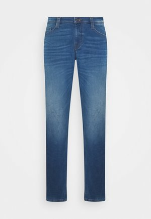 OREGON TAPERED  - Relaxed fit jeans - light blue