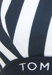 Tommy Hilfiger - CORE SOLID BRALETTE - Bikini top - blue - 6