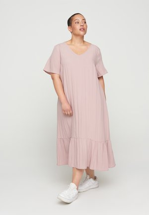VMACY DRESS - Jerseyjurk - deauville mauve