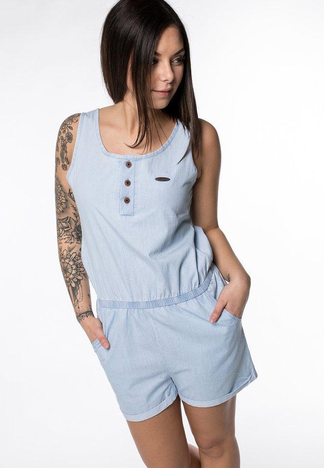 JOLIEAK - Jumpsuit - light blue denim