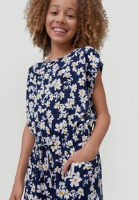 O'Neill - Jumpsuit - blue with yellow - 2