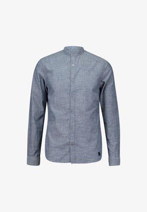 Shirt - middle blue